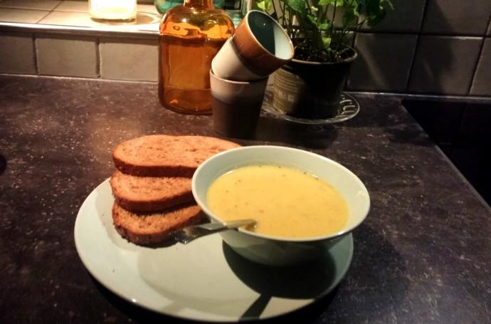 Kerrie-soep