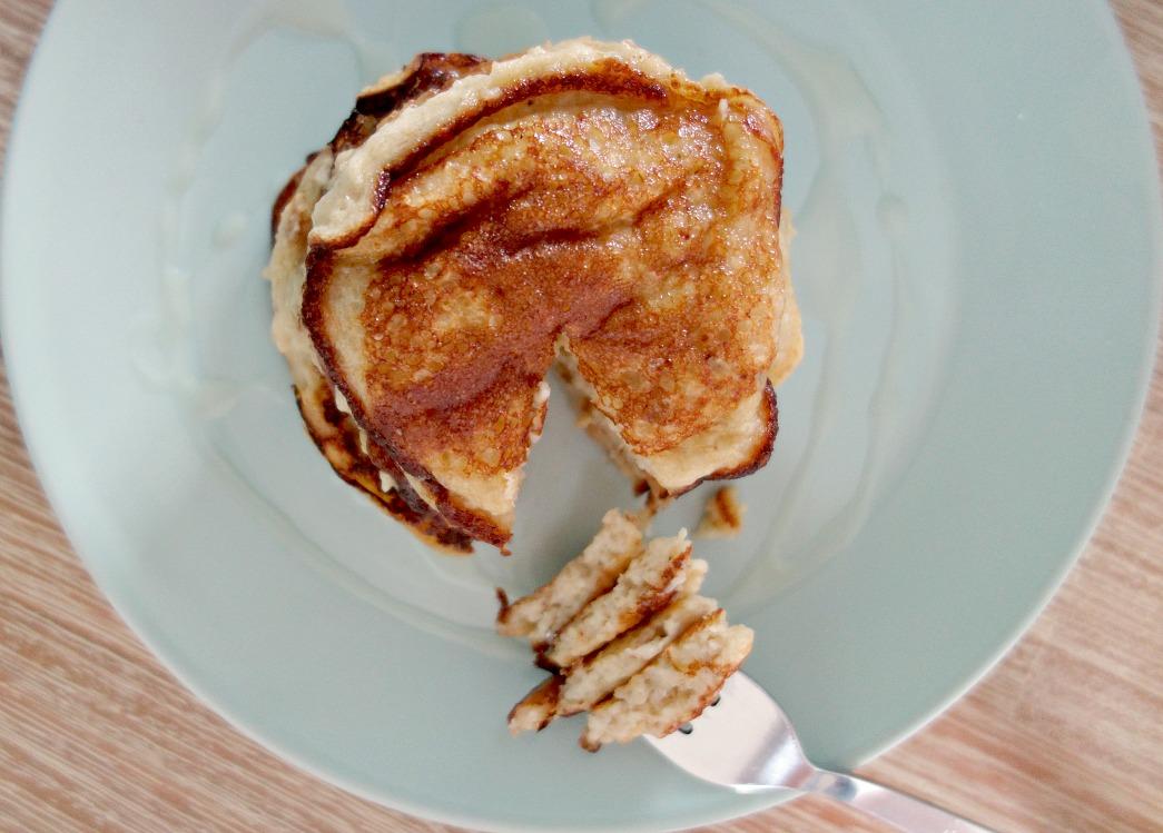 Pancakes, Pannenkoeken, Bananen pannenkoek,