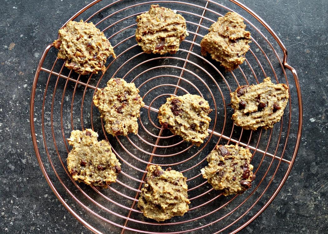 Makkelijke gezonde koekjes