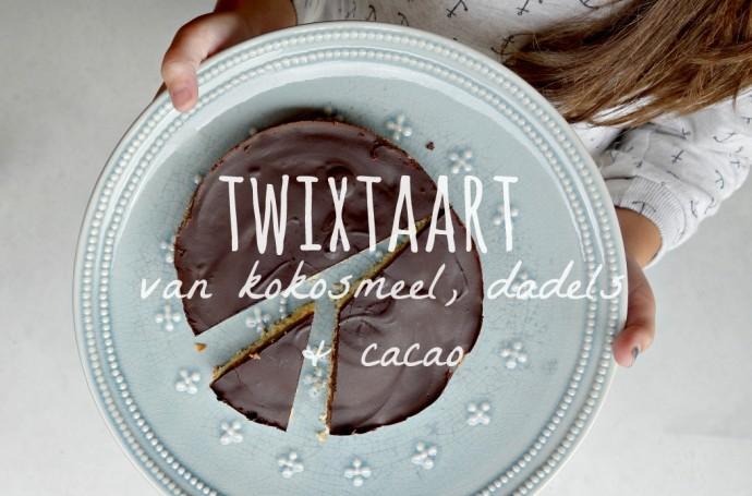 Gezonde taart, zonder suiker