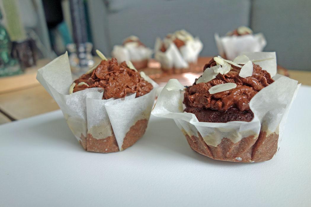 Gezonde choco muffins (paleo)