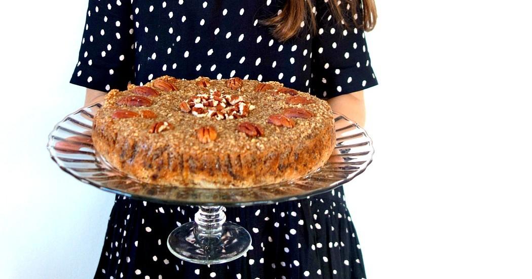 Gezonde Pecan Pie