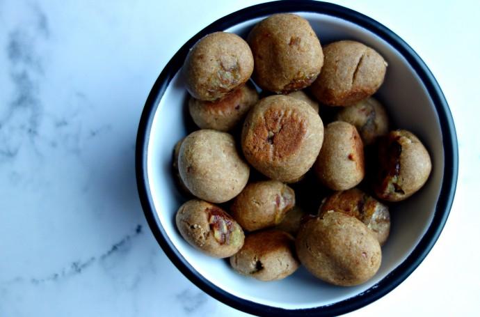 Zoete aardappel pepernoten