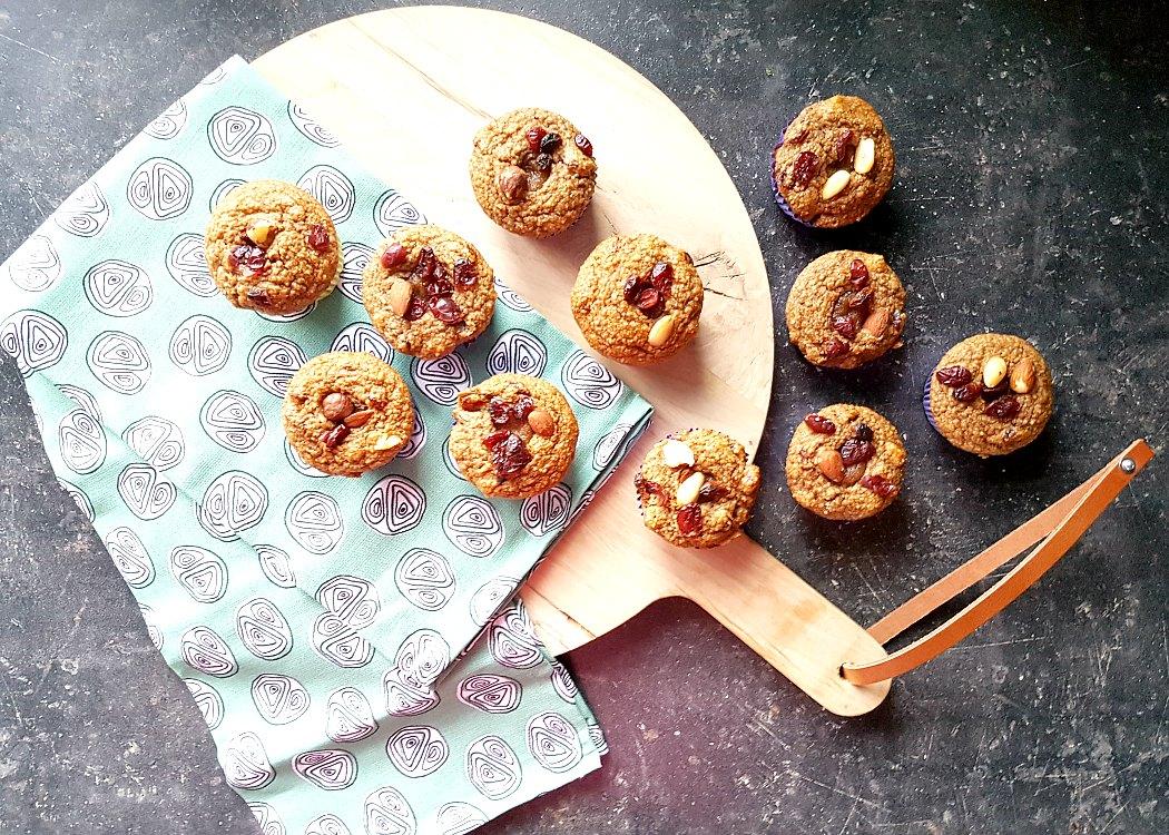 muffins met spijs