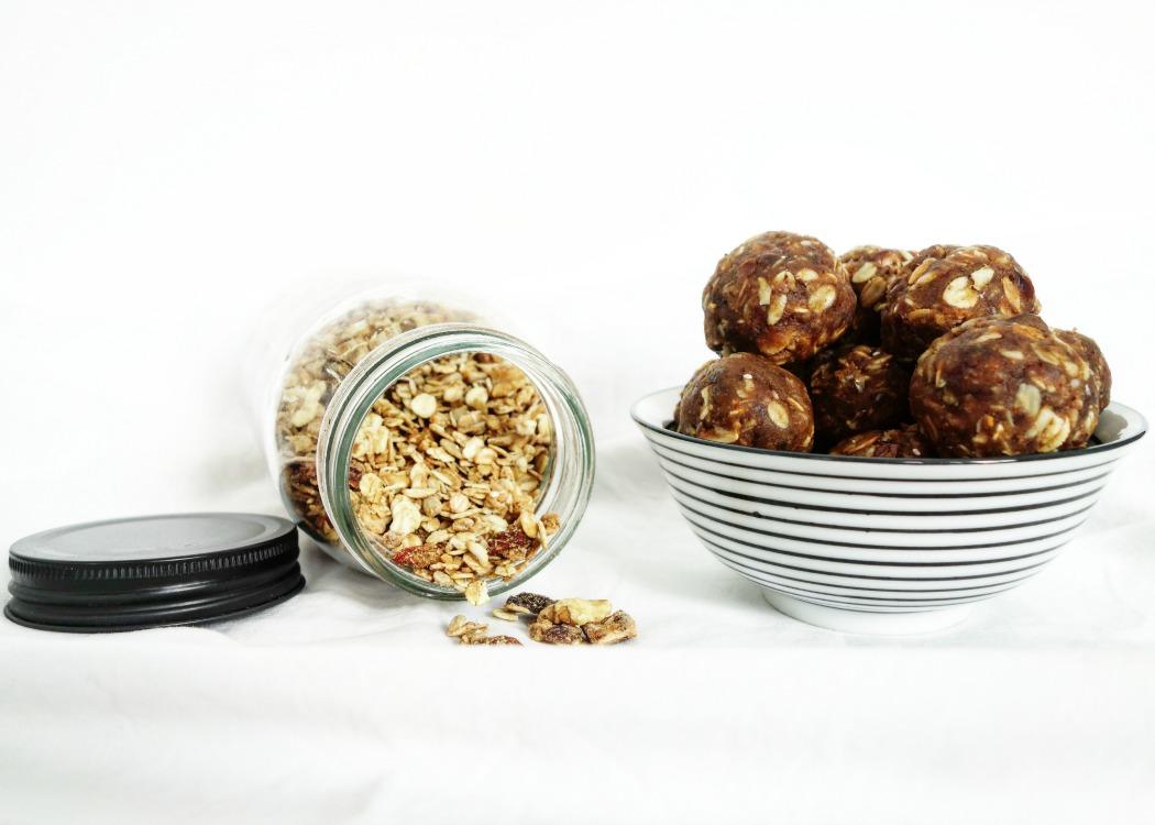 granola bliss balls