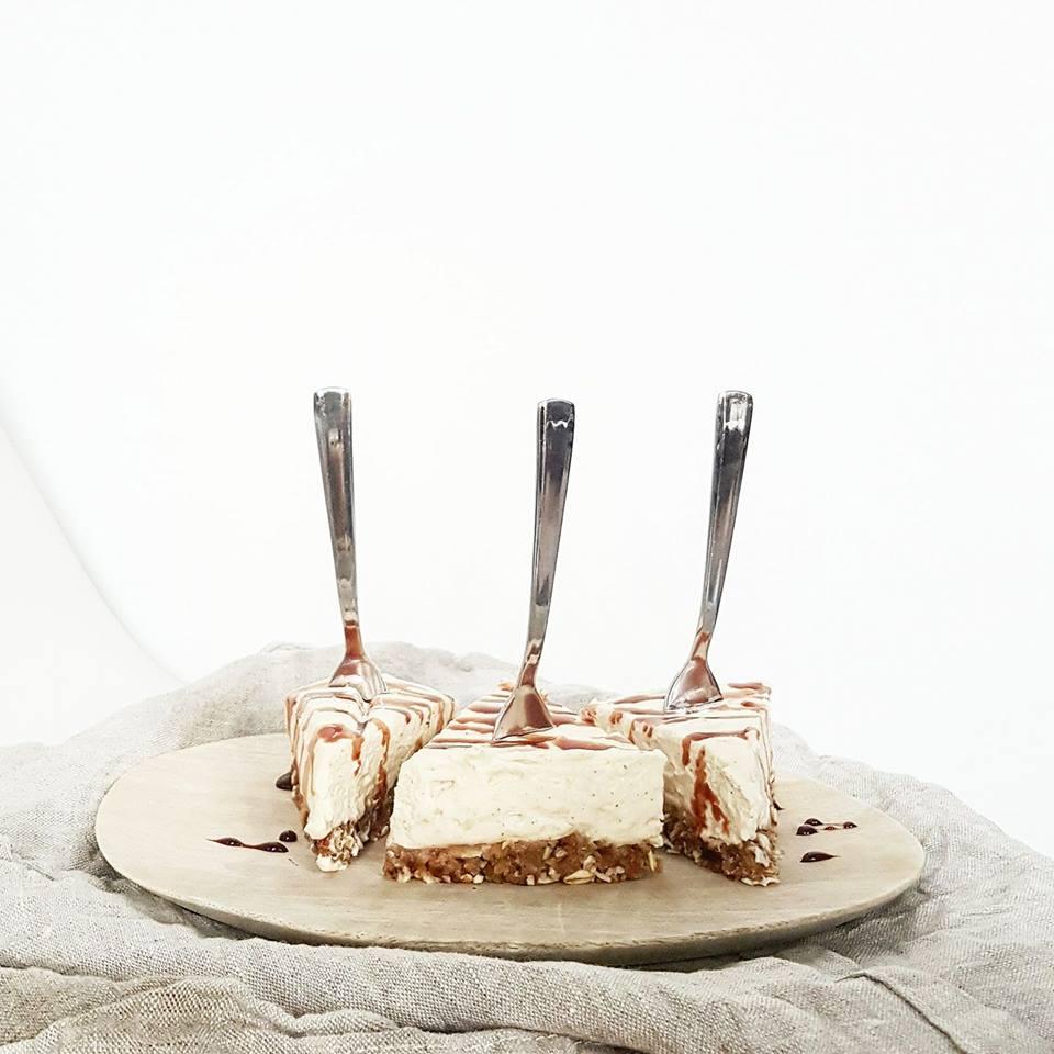 Banoffee monchou taart