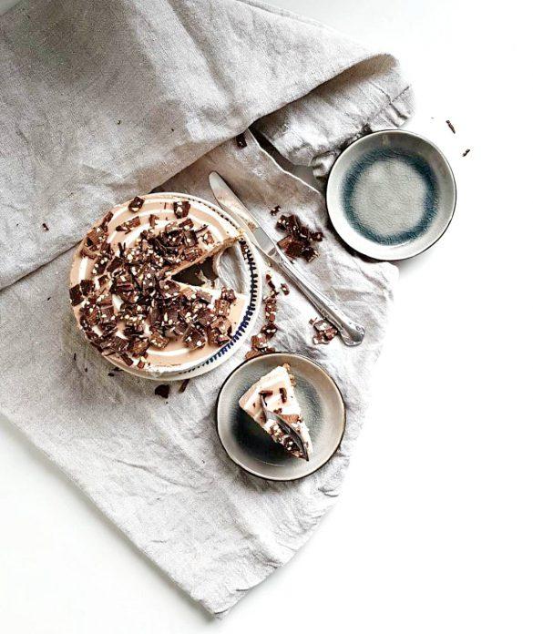 yoghurt taartje