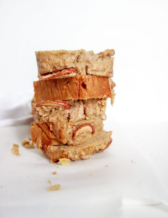 Appelcake met crumble