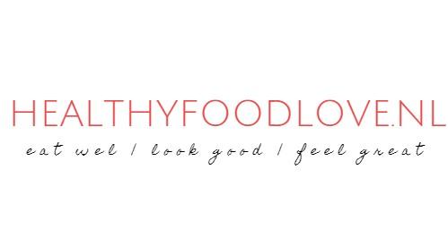 Healthyfoodlove | De lekkerste gezonde recepten voor iedereen!