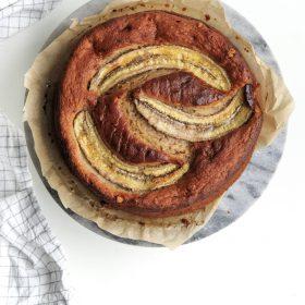 Bananabread recept
