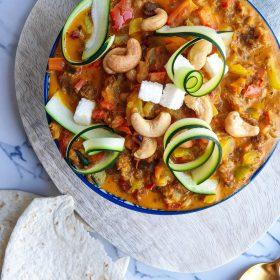 vega curry madras
