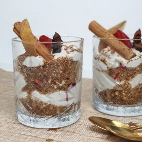 speculaas triffle